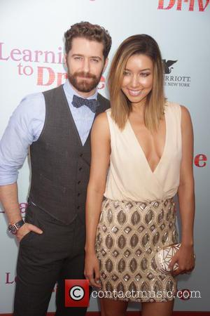 Matthew Morrison , Renee Puente - New York premiere of 'Learning To Drive' at The Paris Theatre - Red Carpet...