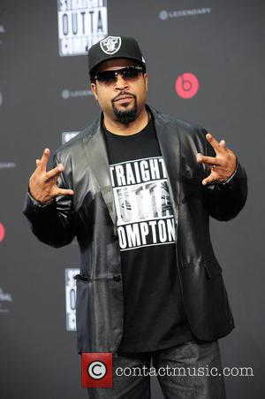 Ice Cube , O Shea Jackson - European premiere of 'Straight Outta Compton' at Cinestar am Potsdamer Platz movie theater....