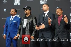 F. Gary Gray, Felix Gary Gray, Ice Cube, O Shea Jackson, O Shea Jackson Jr. and Jason Mitchell