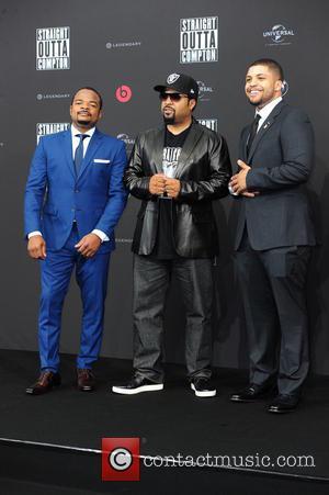 F. Gary Gray, Felix Gary Gray, Ice Cube, O Shea Jackson and O Shea Jackson Jr.