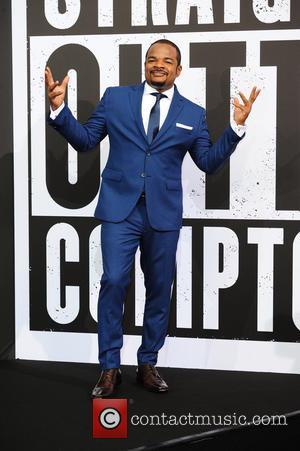 F. Gary Gray , Felix Gary Gray - European premiere of 'Straight Outta Compton' at Cinestar am Potsdamer Platz movie...