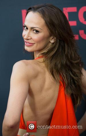 Karina Smirnoff - Celebrities attend Los Angeles Premiere of NO ESCAPE at Regal Cinemas LA LIVE. at Regal Cinemas LA...