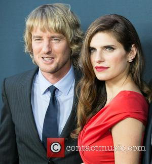 Owen Wilson , Lake Bell - Celebrities attend Los Angeles Premiere of NO ESCAPE at Regal Cinemas LA LIVE. at...