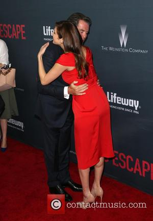 Pierce Brosnan , Lake Bell - The Weinstein Company Presents The Los Angeles Premiere Of