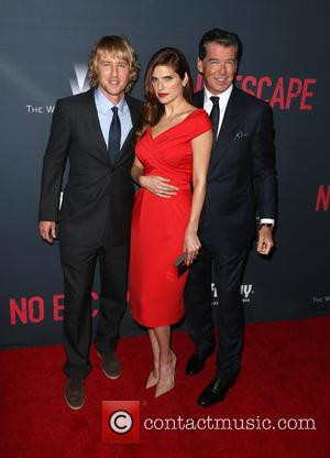 Owen Wilson, Lake Bell , Pierce Brosnan - The Weinstein Company Presents The Los Angeles Premiere Of