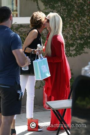 Eileen Davidson and Lisa Rinna