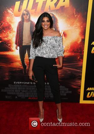 Rachel Roy - Los Angeles premiere of 'American Ultra' at the Ace Theater - Red Carpet Arrivals at The Ace...