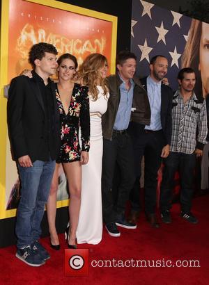 Jesse Eisenberg, Kristen Stewart, Connie Britton, Topher Grace, Tony Hale and John Leguizamo