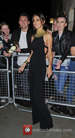 Cheryl Fernandez-Versini - Cheryl Fernandez-Versini launches her new fragrance StormFlower Noir at Aqua Bar - London, United Kingdom - Tuesday...