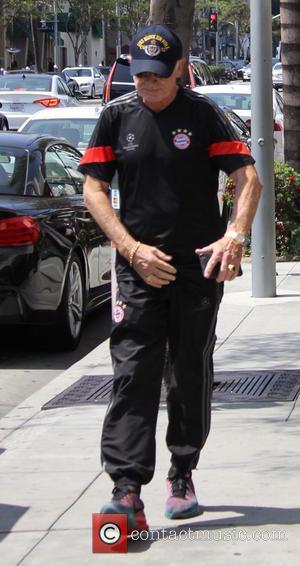Frédéric Prinz von Anhalt - Frédéric Prinz von Anhalt out and about going to lunch - Los Angeles, United States...