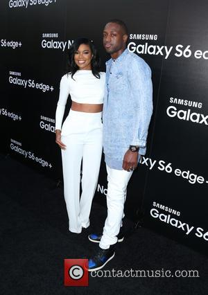 Gabrielle Union , Dwyane Wade - Samsung Celebrates The New Galaxy S6 edge+ And Galaxy Note5 - Arrivals at The...