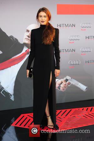 Hannah Ware at Cinestar am Potsdamer Platz movie theater