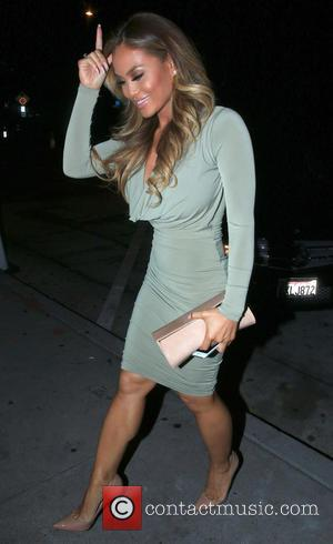 Daphne Joy - Celebrities visit Craig's restaurant in West Hollywood - Los Angeles, California, United States - Wednesday 19th August...