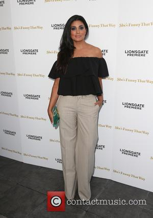 Rachel Roy - Los Angeles premiere 'She's Funny That Way' at Harmony Gold - Arrivals at Harmony Gold - Los...