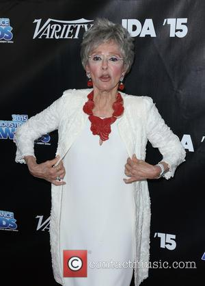 Rita Moreno - The Industry Dance Awards 2015 at The Avalon Hollywood - Arrivals at Avalon - Hollywood, California, United...