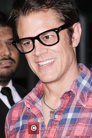 Johnny Knoxville - The Los Angeles premiere of 'Being Evel' - Arrivals at Arclight Theater, Hollywood - Hollywood, California, United...