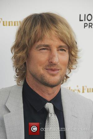 Owen Wilson - Los Angeles Premiere of 'She's Funny That Way' at Harmony Gold - Red Carpet Arrivals - Los...