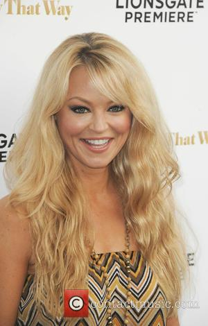 Charlotte Ross - Los Angeles Premiere of 'She's Funny That Way' at Harmony Gold - Red Carpet Arrivals - Los...