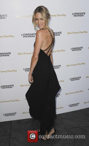 Cody Horn - Los Angeles Premiere of 'She's Funny That Way' at Harmony Gold - Red Carpet Arrivals - Los...