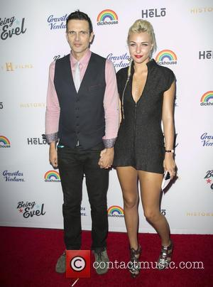 Phoenix Stone , Maty Noyes - Los Angeles premiere of 'Being Evel' at Arclight Hollywood - Red Carpet Arrivals at...