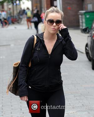 Ola Jordan - Professional dancers of 'Strictly Come Dancing' outside the studios in London at Strictly Come Dancing - London,...