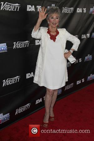 Rita Moreno - The Industry Dance Awards 2015 at The Avalon Hollywood - Arrivals - Los Angeles, California, United States...