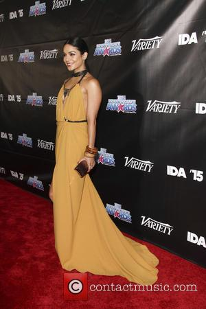 Vanessa Hudgens - The Industry Dance Awards 2015 at The Avalon Hollywood - Arrivals - Los Angeles, California, United States...