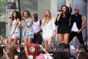 Leigh-anne Pinnock, Jade Thirlwall, Perrie Edwards, Jesy Nelson and Little Mix