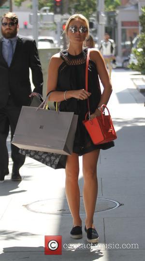 Alex Gerrard - Alex Gerrard goes on a shopping spree in Beverly Hills - Los Angeles, California, United States -...