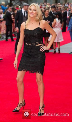 Stephanie Pratt - The World Premiere of 'The Bad Education Movie' held at the Vue West End - Arrivals at...