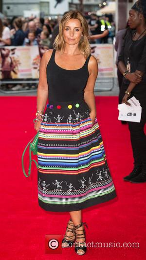 Louise Redknapp - The World Premiere of 'The Bad Education Movie' held at the Vue West End - Arrivals at...