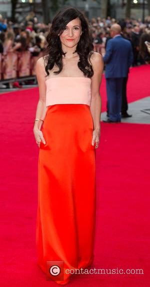 Sarah Solemani - The World Premiere of 'The Bad Education Movie' held at the Vue West End - Arrivals at...