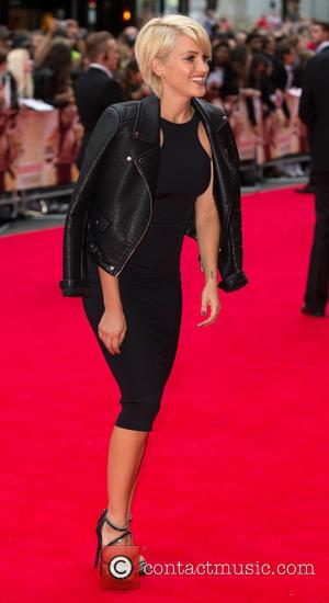Ashley Roberts - The World Premiere of 'The Bad Education Movie' held at the Vue West End - Arrivals at...