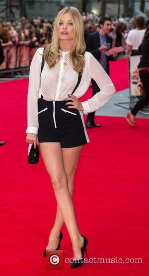 Laura Whitmore - The World Premiere of 'The Bad Education Movie' held at the Vue West End - Arrivals at...