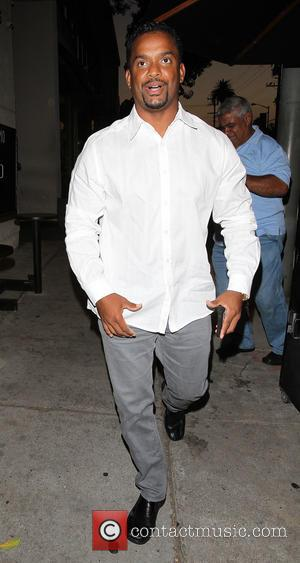 Alfonso Ribeiro - Celebrities visit Craig's restaurant in West Hollywood - Los Angeles, California, United States - Thursday 20th August...