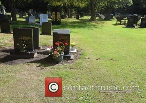 Cilla Black and Cilla Blacks Grave