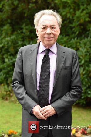 Andrew Lloyd Webber - The Funeral of Cilla Black at St Mary's Church, Woolton - Liverpool, United Kingdom - Thursday...