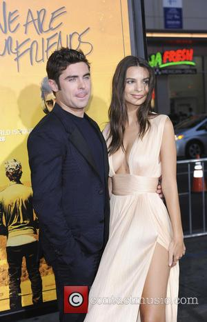 Zac Efron , Emily Ratajkowski - Los Angeles premiere of Warner Bros. Pictures 'We Are Your Friends' at TCL Chinese...