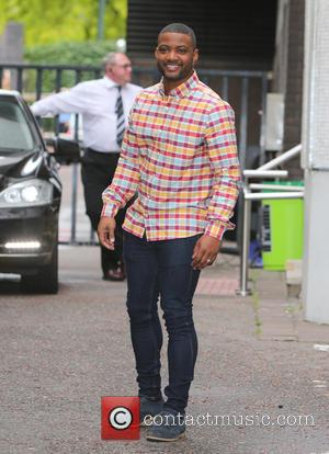 JB Gill - JB Gill outside ITV Studios - London, United Kingdom - Thursday 20th August 2015