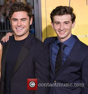 Zac Efron , Alex Shaffer - Los Angeles Premiere of Warner Bros. Pictures' 'We Are Your Friends' at TCL Chinese...