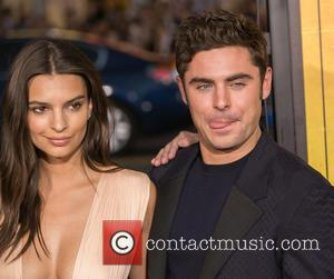 Emily Ratajkowski , Zac Efron - Los Angeles Premiere of Warner Bros. Pictures' 'We Are Your Friends' at TCL Chinese...