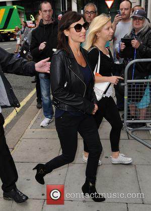 Natalie Imbruglia - Celebrities at the BBC studios - London, United Kingdom - Thursday 20th August 2015