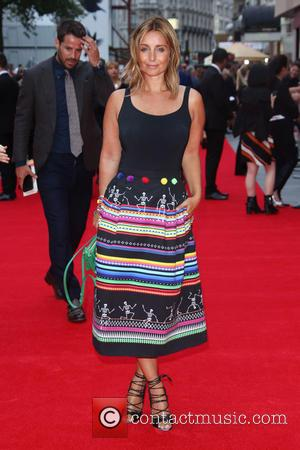 Louise Redknapp - The Bad Education Movie premiere held at the Vue cinema - Arrivals - London, United Kingdom -...
