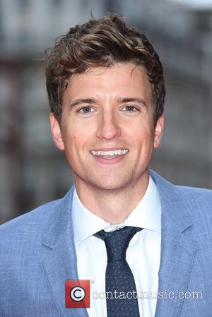 Greg James - The Bad Education Movie premiere held at the Vue cinema - Arrivals - London, United Kingdom -...