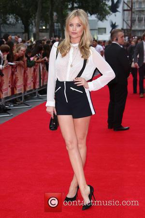 Laura Whitmore - The Bad Education Movie premiere held at the Vue cinema - Arrivals - London, United Kingdom -...