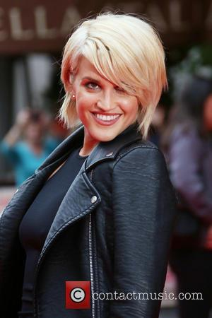 Ashley Roberts - The Bad Education Movie premiere held at the Vue cinema - Arrivals - London, United Kingdom -...