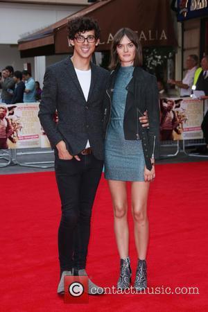 Matt Richardson , Sam Rollinson - The Bad Education Movie premiere held at the Vue cinema - Arrivals - London,...