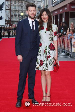 Jack Whitehall , Gemma Chan - The Bad Education Movie premiere held at the Vue cinema - Arrivals - London,...