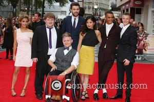 Cast, Jack Whitehall, Kae Alexander, Nikki Runeckles, Charlie Wernham, Layton Williams , Ethan Lawrence - The Bad Education Movie