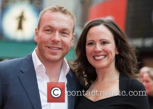 Chris Hoy - U.K. premiere of 'The Bad Education Movie' - Arrivals at The Vue,Leicester Square - London, United Kingdom...